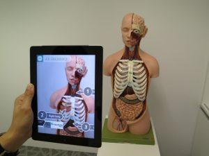 واقعیت افزوده در آموزش پزشکی