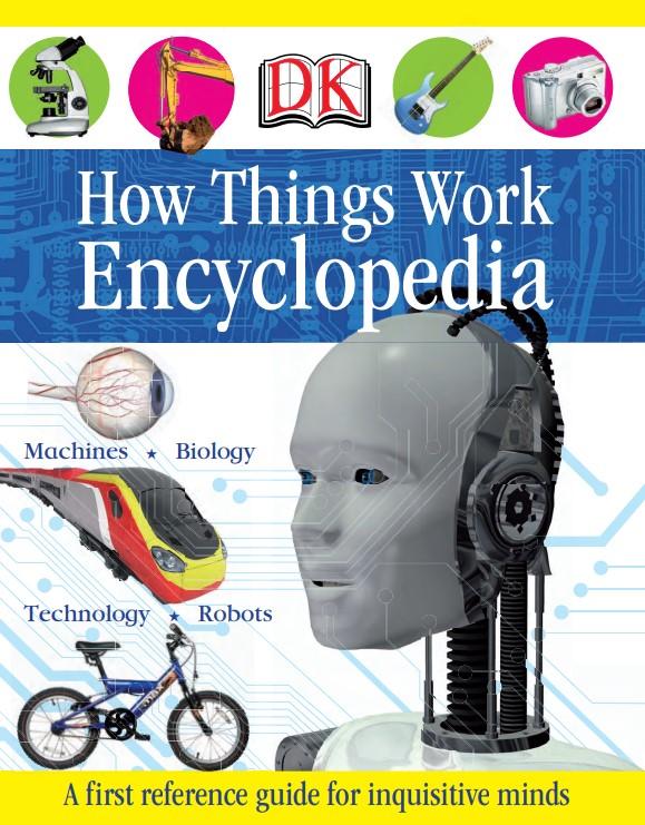 خرید کتاب Encyclopedia How Things Work