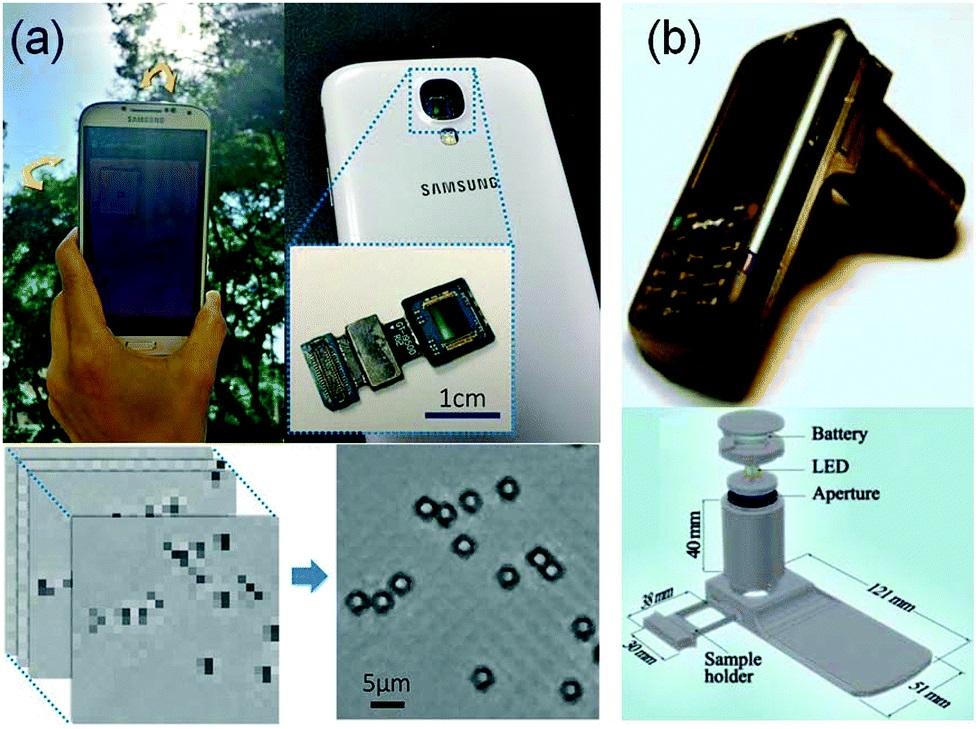 ویژگی های تست DNA مبتنی بر تلفن هوشمند